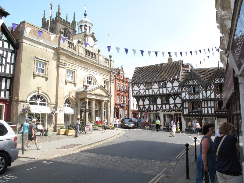 Ludlow-the-Buttercross
