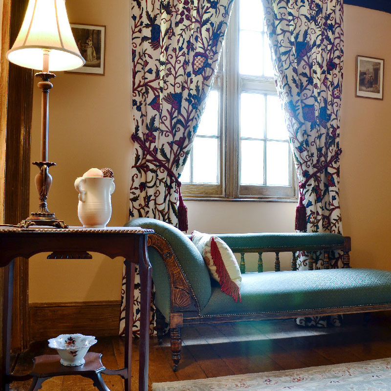Chaise-longue-Treburvaugh-House