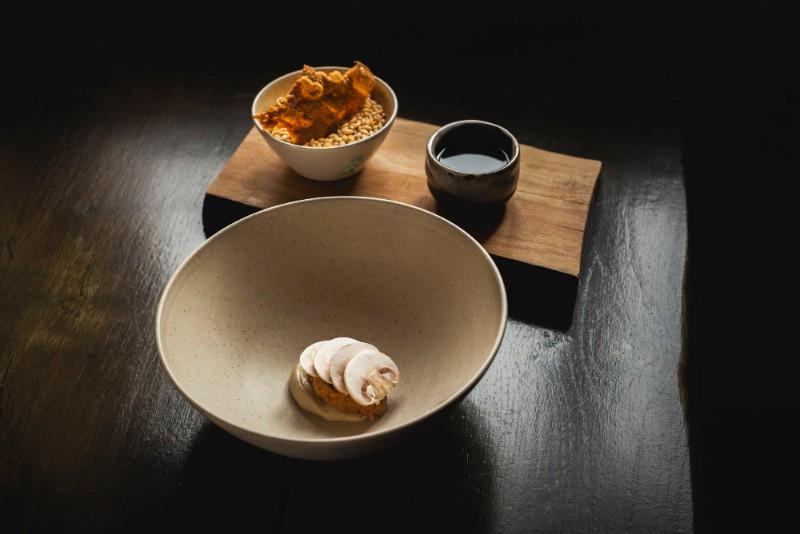 Chicken-Mushroom